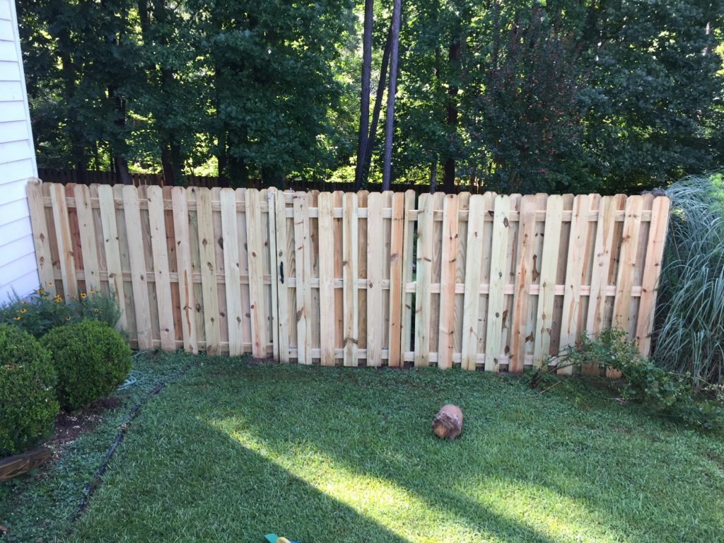 fence repair old raleigh carpentry