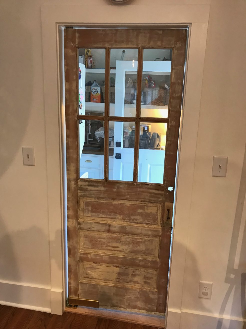 Salvaged Door Love & Salvaged Door Love | Old Raleigh Carpentry